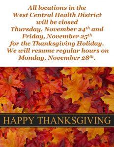 thanksgiving-closure